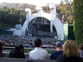Feist, Pacifika, and Sharon Jones & The Dap-Kings at the Hollywood Bowl!